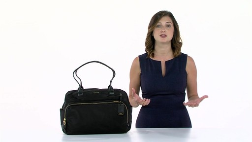 Tumi Voyageur Athens Carry-All - Shop eBags.com - image 4 from the video