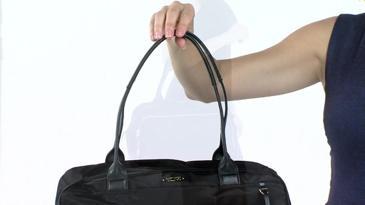 Tumi Voyageur Athens Carry-All - Shop eBags.com - image 5 from the video
