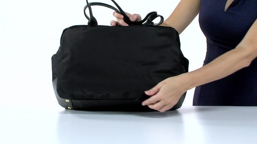 Tumi Voyageur Athens Carry-All - Shop eBags.com - image 6 from the video