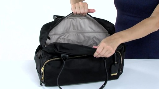 Tumi Voyageur Athens Carry-All - Shop eBags.com - image 8 from the video