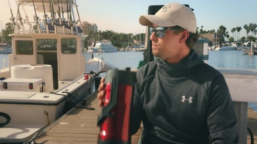 Under Armour Pulse and Glimpse Sunglasses - image 3 from the video
