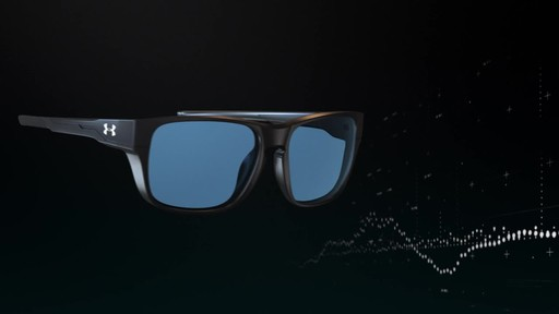 Under Armour Pulse and Glimpse Sunglasses - image 6 from the video