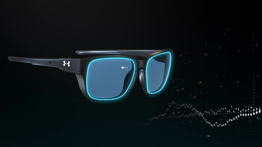 Under Armour Pulse and Glimpse Sunglasses - image 7 from the video