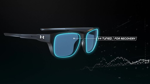 Under Armour Pulse and Glimpse Sunglasses - image 8 from the video