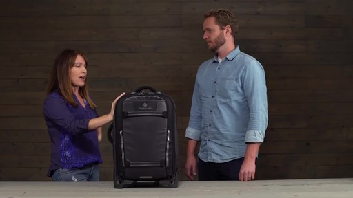 Eagle Creek Morphus International Carry-On - image 1 from the video