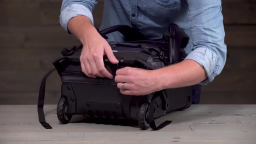 Eagle Creek Morphus International Carry-On - image 4 from the video