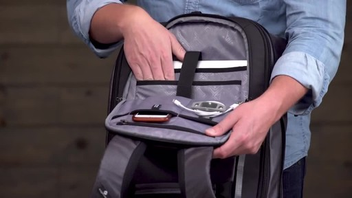 Eagle Creek Morphus International Carry-On - image 7 from the video