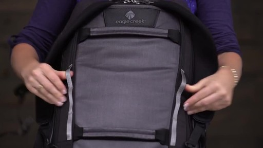 Eagle Creek Morphus International Carry-On - image 8 from the video
