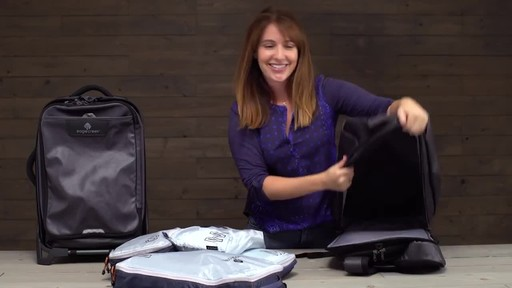 Eagle Creek Morphus International Carry-On - image 9 from the video