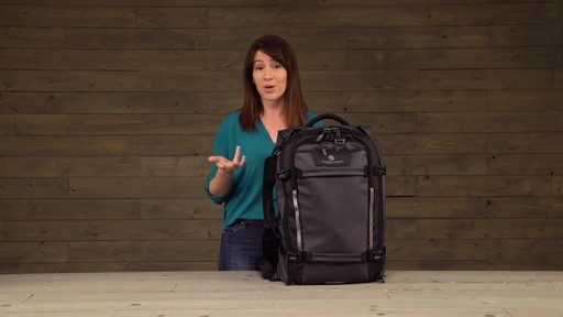 Eagle Creek Gear Hauler Duffel - image 1 from the video