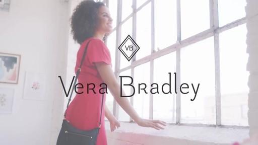 Vera Bradley Mini Vivian Crossbody - image 10 from the video