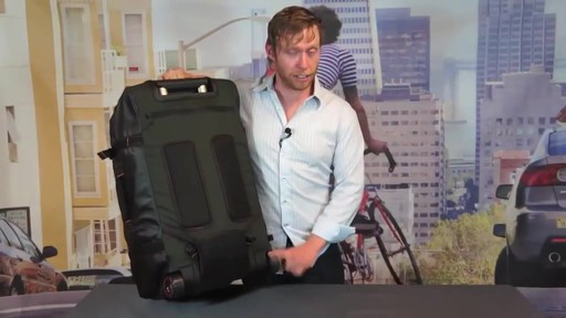 Timbuk2 Aviator Wheeled Backpack - eBags.com - image 1 from the video