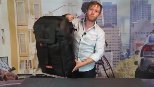 Timbuk2 Aviator Wheeled Backpack - eBags.com - image 3 from the video