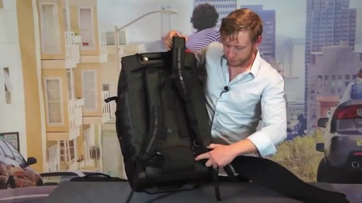 Timbuk2 Aviator Wheeled Backpack - eBags.com - image 4 from the video