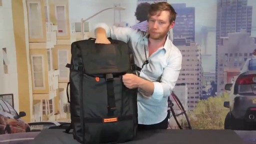 Timbuk2 Aviator Wheeled Backpack - eBags.com - image 8 from the video