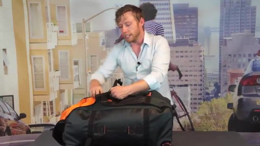 Timbuk2 Aviator Wheeled Backpack - eBags.com - image 9 from the video