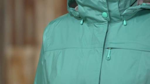 Patagonia Womens Torrentshell City Coat - image 2 from the video