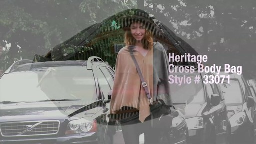 Travelon Anti-Theft Heritage Small Crossbody Bag - image 8 from the video