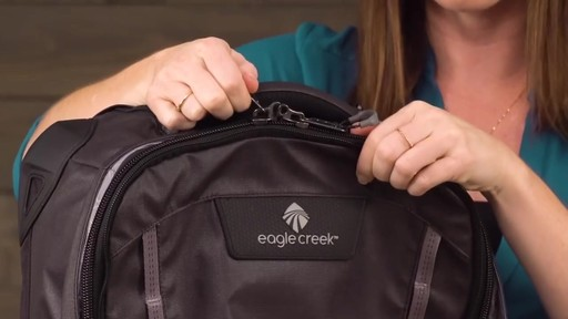 Eagle Creek Switchback International Carry-On - image 7 from the video