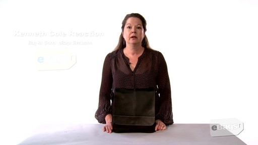 Kenneth Cole Reaction - Bag for Good -- eBags Exclusives - image 1 from the video