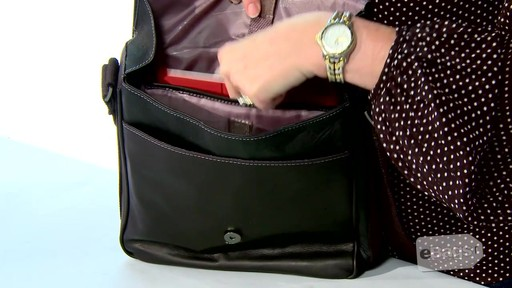 Kenneth Cole Reaction - Bag for Good -- eBags Exclusives - image 7 from the video