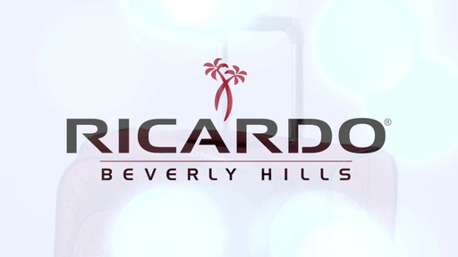 Ricardo Beverly Hills Imperial Collection - eBags.com - image 1 from the video
