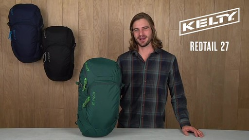 Kelty Redtail 27 Hiking Backpack - image 1 from the video