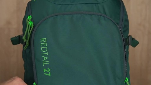 Kelty Redtail 27 Hiking Backpack - image 5 from the video
