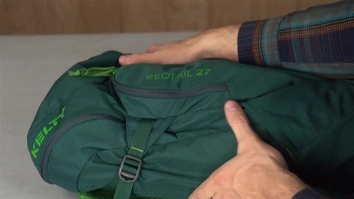 Kelty Redtail 27 Hiking Backpack - image 6 from the video