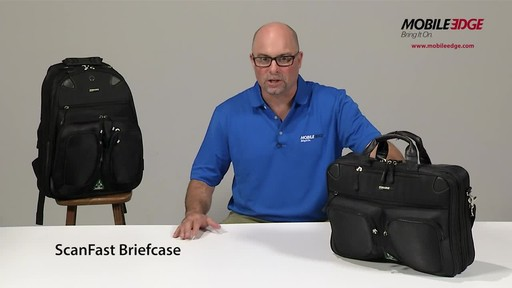 Mobile Edge ScanFast Checkpoint & ECO Friendly Series - image 9 from the video