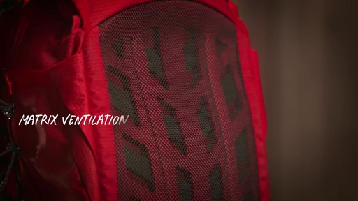 Gregory Drift 3D-Hyd Hiking Backpack - image 3 from the video