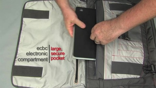 ecbc Trident Messenger - eBags.com - image 2 from the video