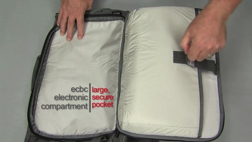 ecbc Trident Messenger - eBags.com - image 5 from the video