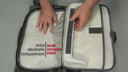 ecbc Trident Messenger - eBags.com - image 6 from the video