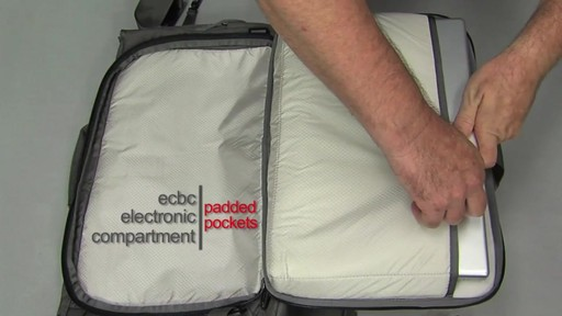 ecbc Trident Messenger - eBags.com - image 7 from the video