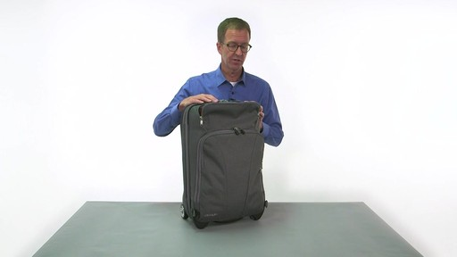 eBags TLS Convertible Wheeled Carry-On - eBags.com - image 3 from the video