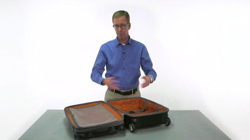 eBags TLS Convertible Wheeled Carry-On - eBags.com - image 4 from the video