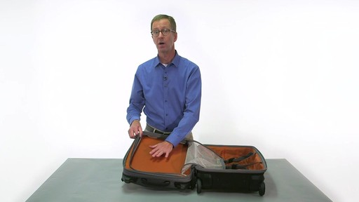 eBags TLS Convertible Wheeled Carry-On - eBags.com - image 5 from the video