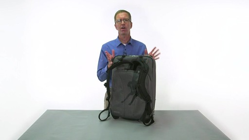 eBags TLS Convertible Wheeled Carry-On - eBags.com - image 9 from the video