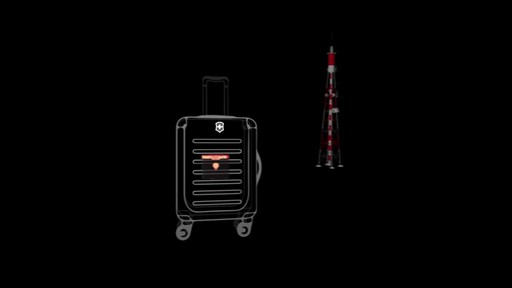 Victorinox CheckSmart Luggage Tracker - on eBags.com - image 5 from the video