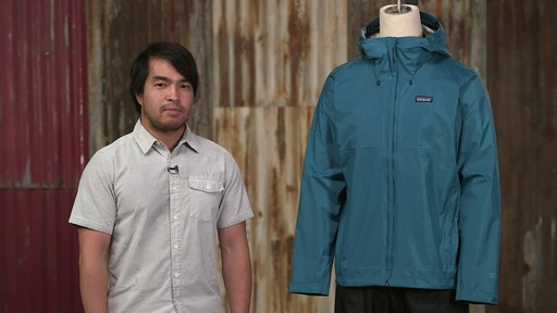 Patagonia Mens Torrentshell Jacket - on eBags.com - image 10 from the video
