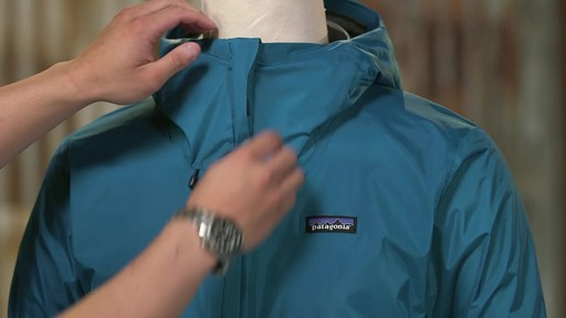 Patagonia Mens Torrentshell Jacket - on eBags.com - image 6 from the video