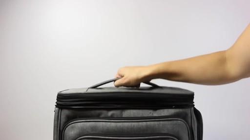 Travelers Club Luggage Stafford 24