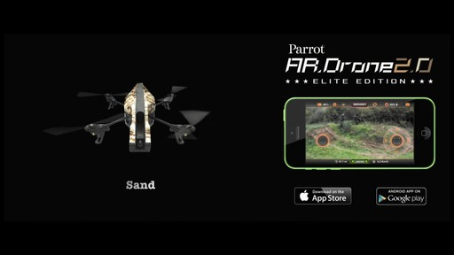 Parrot AR.Drone 2.0 - Shop eBags.com - image 10 from the video