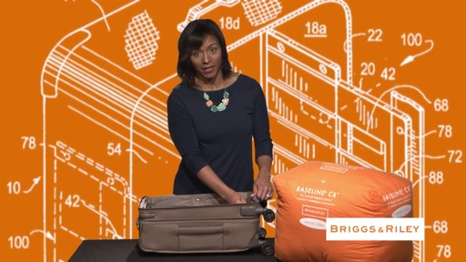Briggs & Riley Baseline Luggage  - image 3 from the video