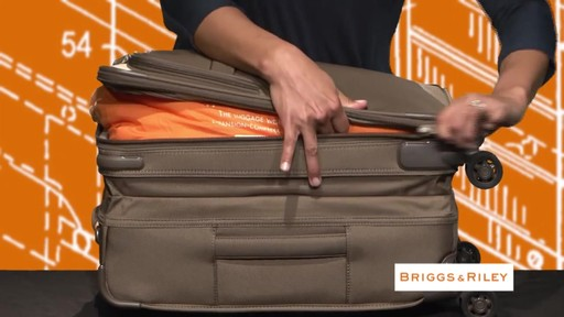 Briggs & Riley Baseline Luggage  - image 6 from the video