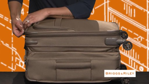 Briggs & Riley Baseline Luggage  - image 7 from the video