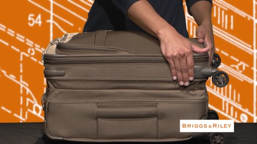 Briggs & Riley Baseline Luggage  - image 8 from the video