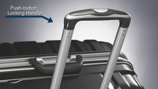 Samsonite Cruisair DLX Hardside Spinner on eBags.com - image 4 from the video