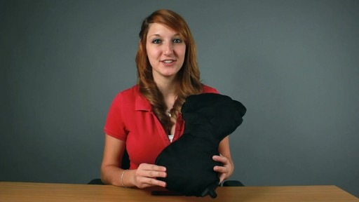 Travelon Self Inflating Neck and Back Pillow Rundown - image 2 from the video